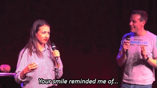 Adam Pascal, Broadway, Colleen Ballinger, Miranda Sings, RENT, Seth Rudetsky, DUET WITH ADAM PASCAL! (x) GIFs
