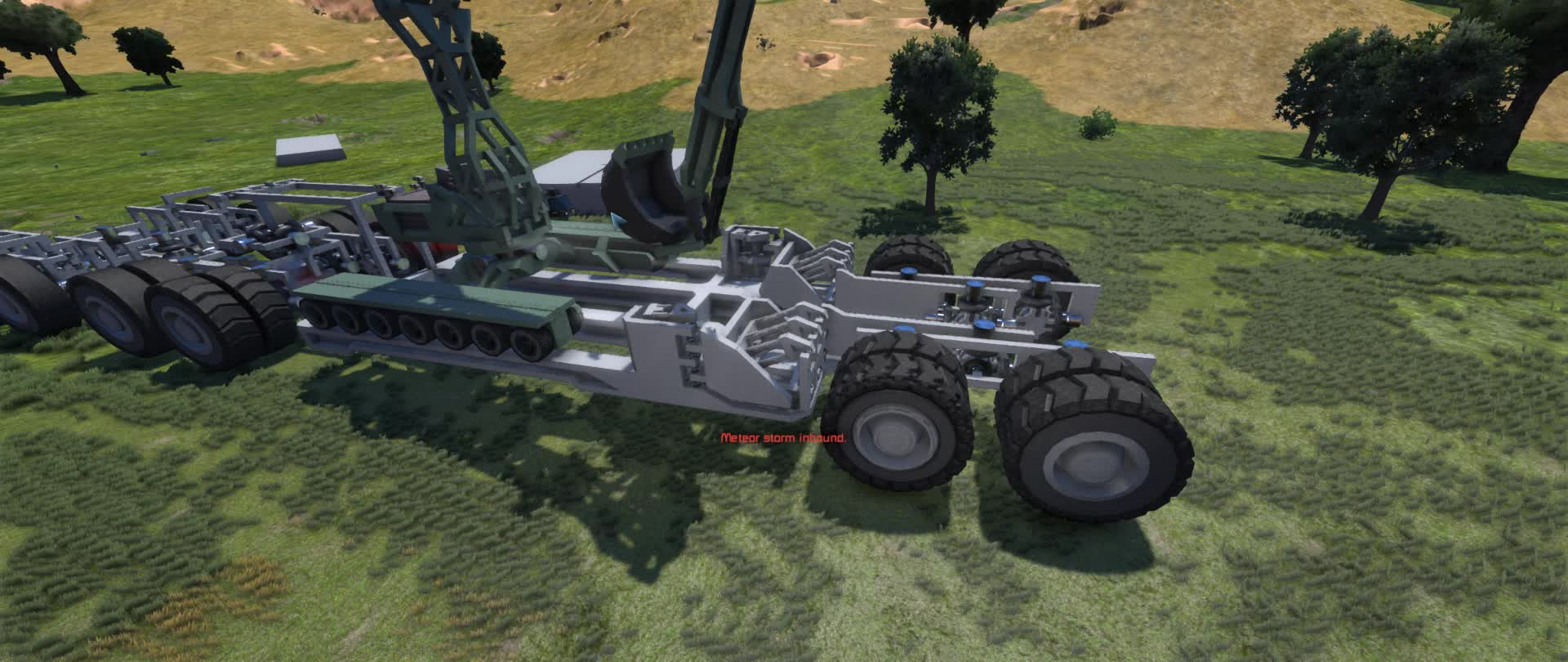 how to build a car space engineers