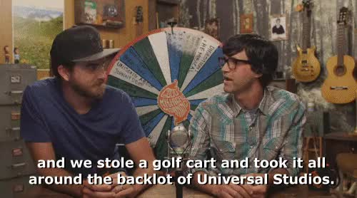 Watch and share Good Mythical More GIFs and Rhett And Link GIFs on Gfycat