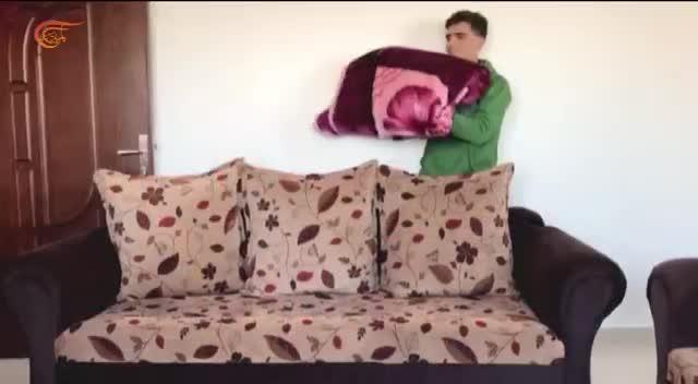 Shake the blanket, Shake the blanket GIFs