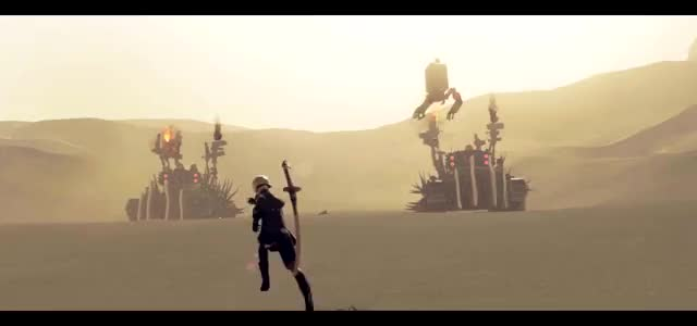 Watch Nier Automata - Mad Max GIF by Falconbox (@falconbox) on Gfycat. Discover more nier automata, ps4, ps4share GIFs on Gfycat