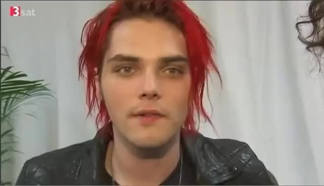 Watch Gerard Way GIF on Gfycat. Discover more Gerard Way GIFs on Gfycat