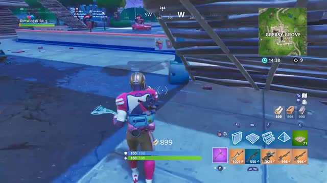 Watch this GIF by Xbox DVR (@xboxdvr) on Gfycat. Discover more FortniteBattleRoyale, SlimWings5139YT, xbox, xbox dvr, xbox one GIFs on Gfycat