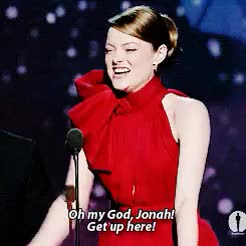 Watch and share Appearance GIFs and Emma Stone GIFs on Gfycat