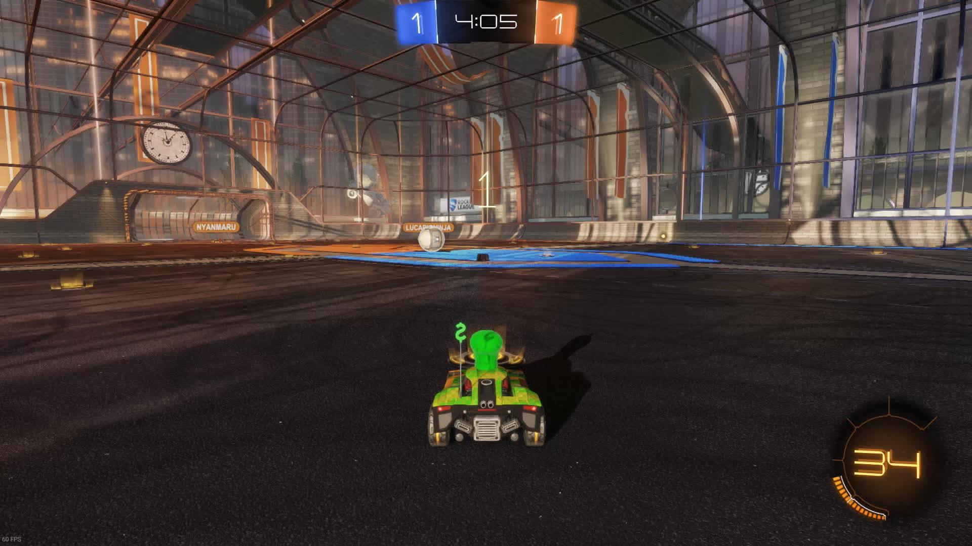 Rocket League, RocketLeagueSchool, rocketleague, rocketleagueschool, A few basics for lower level players [gifs] (reddit) GIFs