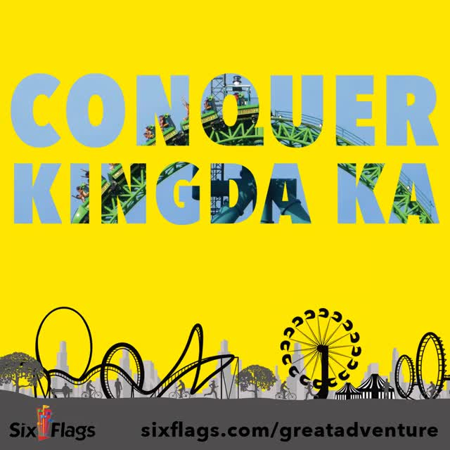 Watch and share Kingda Ka (Converted) animated stickers on Gfycat