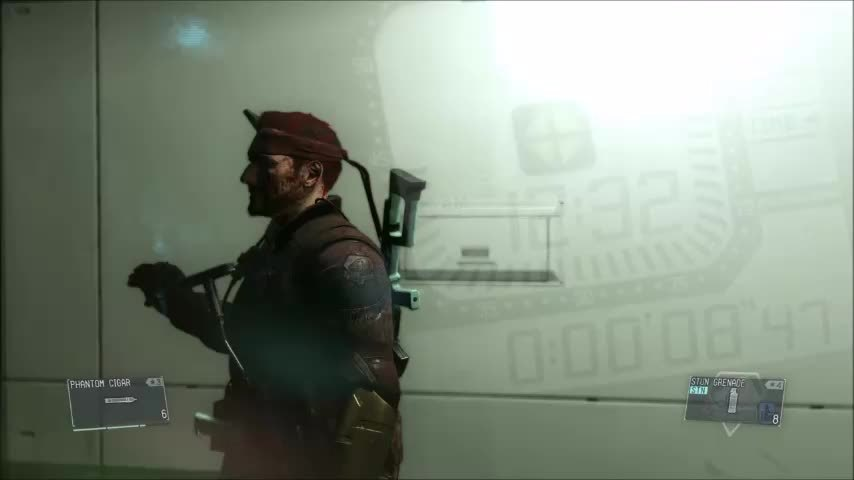 metalgearsolid, Anyone else notice that the Phantom Cigar has a very