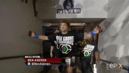 Ben Askren UFC GIFs