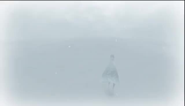 Journey, PS3, collapse, mountain, snow, JourneyPS3 GIFs