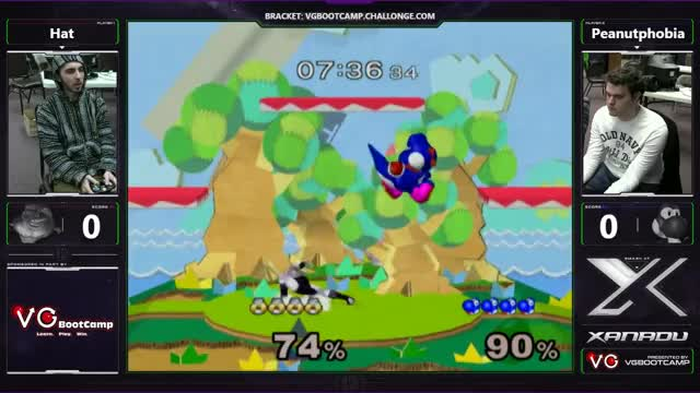 How To Punish Zelda's Best Move With Yoshi