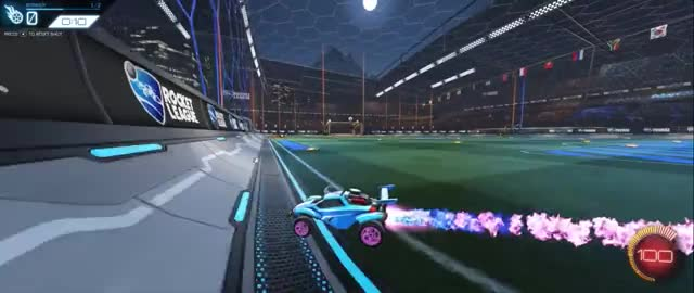 Watch and share Ceiling Shuffle GIFs and Rocket League GIFs on Gfycat