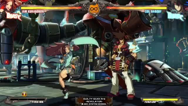 Watch and share Guiltygear GIFs and Jam GIFs on Gfycat