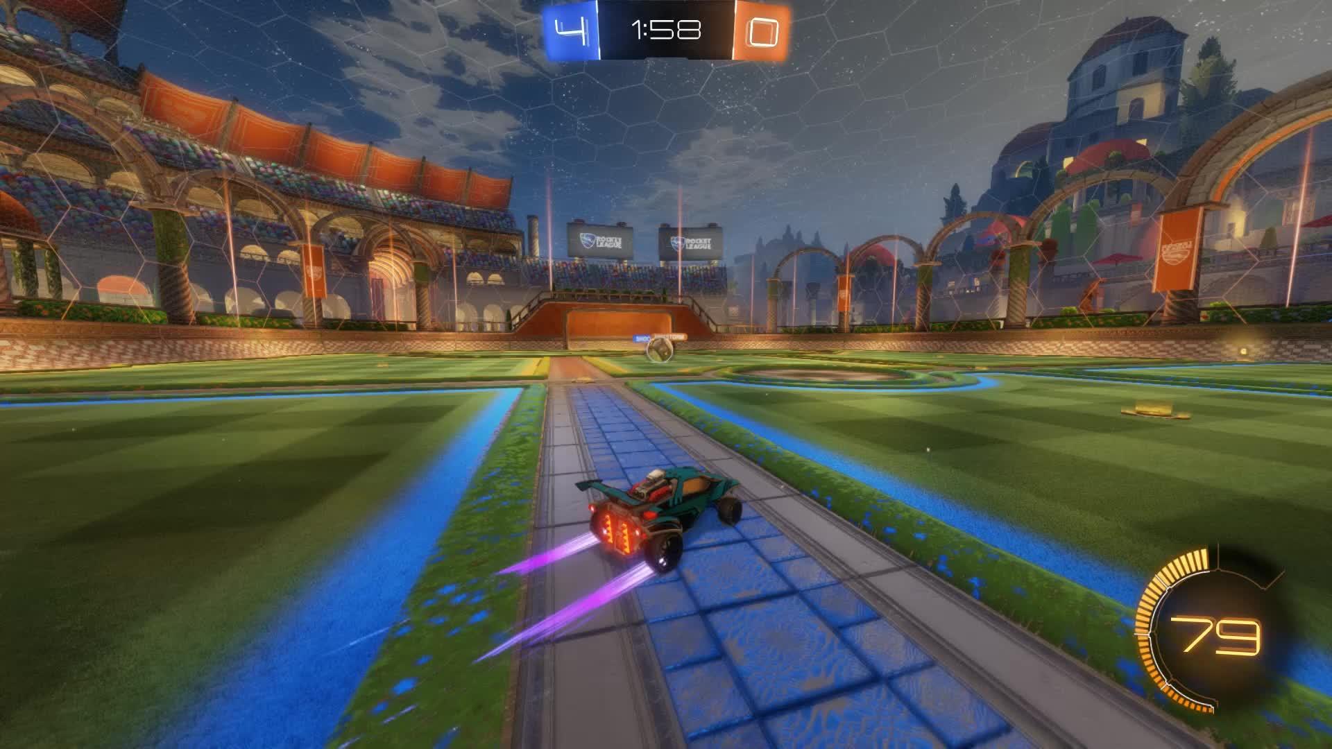 Gif Your Game, GifYourGame, Goal, Rocket League, RocketLeague, Squash, Goal 5: Squash GIFs