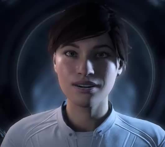 Watch [No spoilers] Sara Ryder corrected face leaked ? (reddit) GIF on Gfycat. Discover more Blackfellas, Gamingcirclejerk, masseffect GIFs on Gfycat