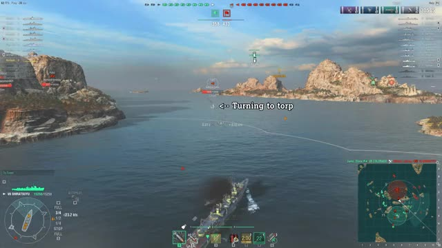 Watch and share World Of Warships GIFs by karmah_ on Gfycat