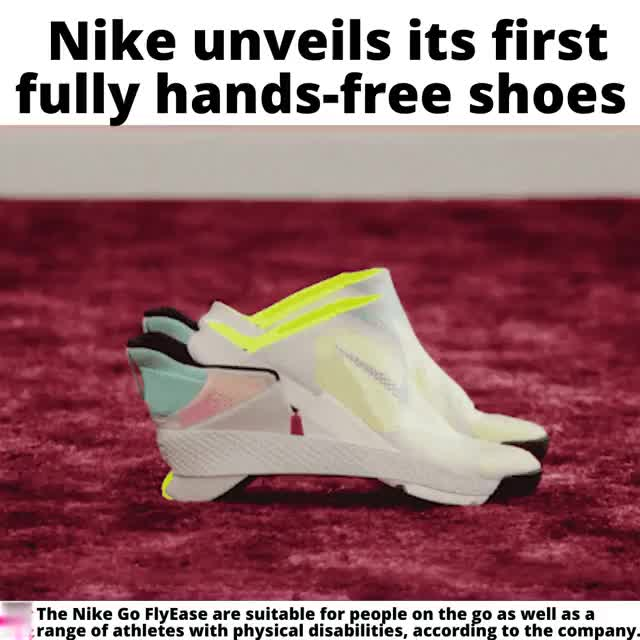 Watch and share Nike Go Flyease GIFs and Sneakers GIFs by Prabidhi Info on Gfycat