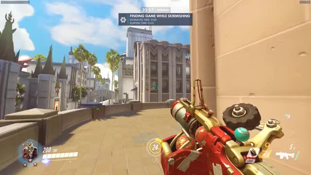 Watch and share Overwatch GIFs and Junkrat GIFs by imjunkratlol on Gfycat