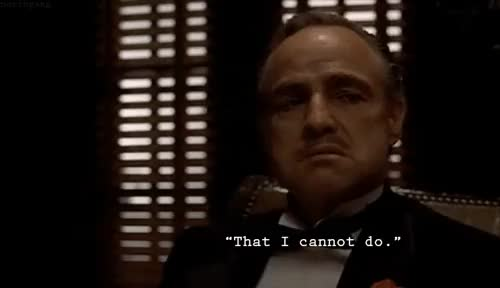 Watch mafia GIF on Gfycat. Discover more marlon brando GIFs on Gfycat