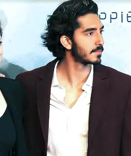 Watch and share Celebrity GIFs and Dev Patel GIFs on Gfycat