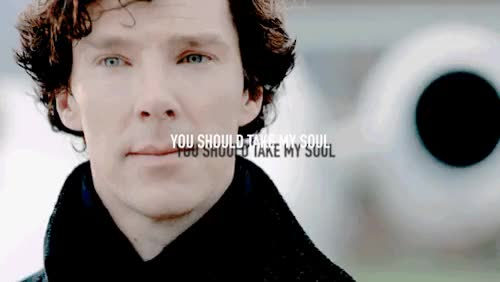 Watch and share Daddyhell GIFs and Johnlock GIFs on Gfycat