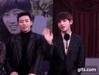 Watch and share Gif (5) GIFs by Koreaboo on Gfycat