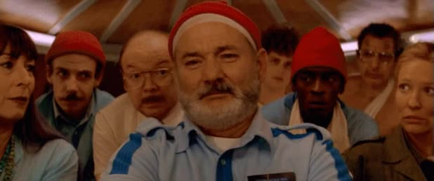 Watch The Life Aquatic GIF on Gfycat. Discover more related GIFs on Gfycat