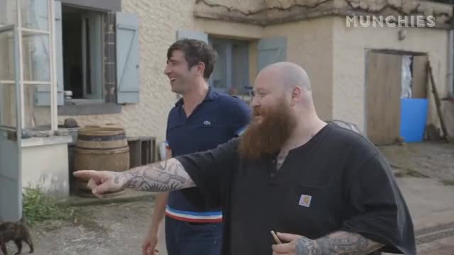 Action Bronson Drinks Through Rural France - From Paris with