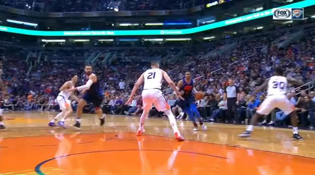 Watch Adams Dunk GIF by @ajohnnapier on Gfycat. Discover more related GIFs on Gfycat