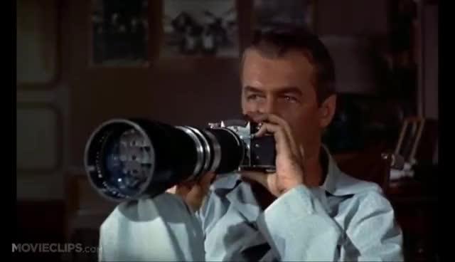see, Observación GIFs