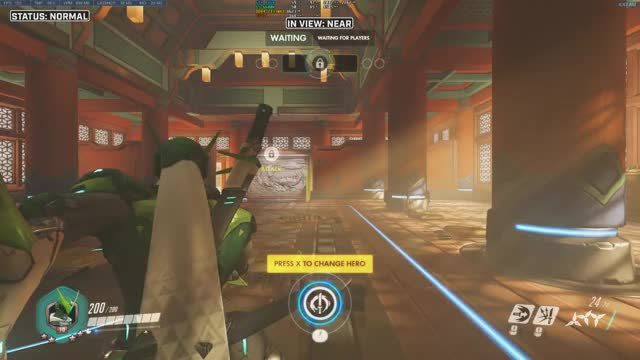 Watch and share Overwatch GIFs by schigh on Gfycat