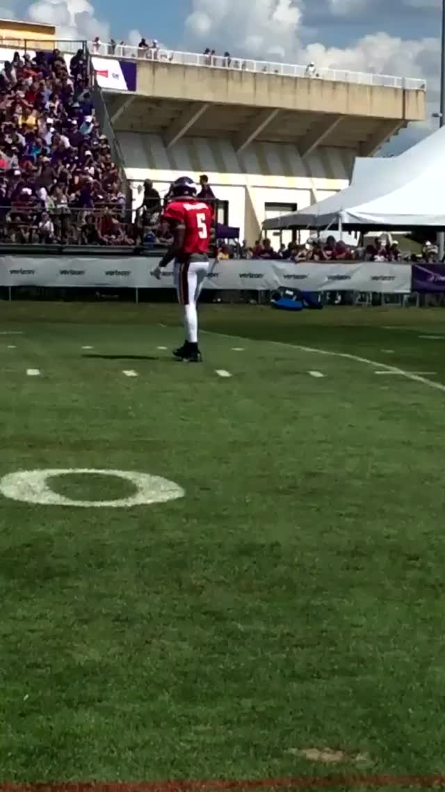 Watch and share Minnesota Vikings - 👀👀 GIFs on Gfycat