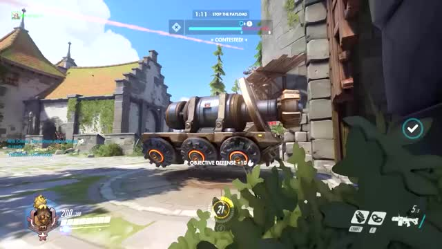 Watch and share Overwatch Moments GIFs and Overwatch Wtf GIFs by Rainbowflick on Gfycat