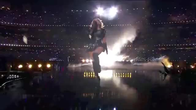 Watch Beyoncé Walking Superbowl GIF on Gfycat. Discover more related GIFs on Gfycat