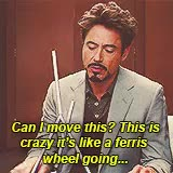 Watch and share Robert Downey Jr GIFs and Pepper Potts GIFs on Gfycat