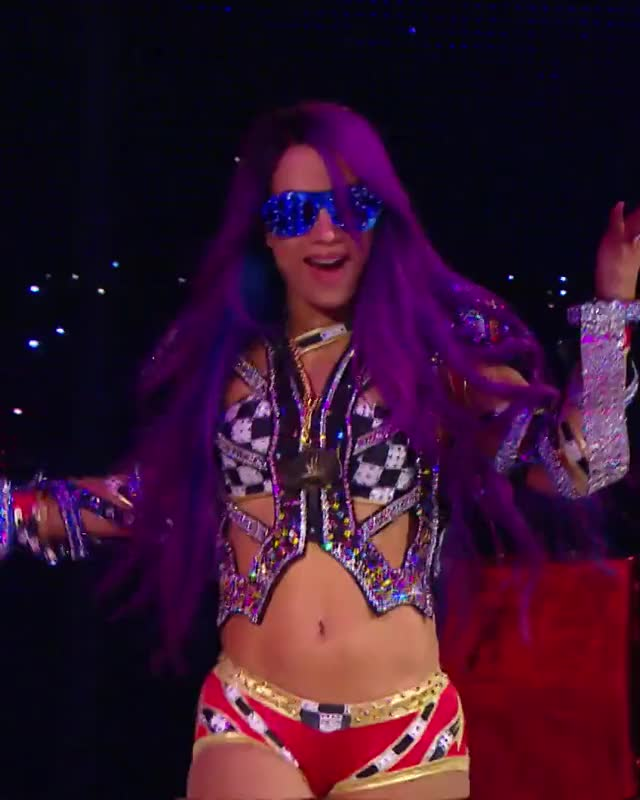 Beautiful, Hot, Pro Wrestling, Raw, Sasha Banks, Sexy, WWE, Wrestling, Sasha Banks GIFs