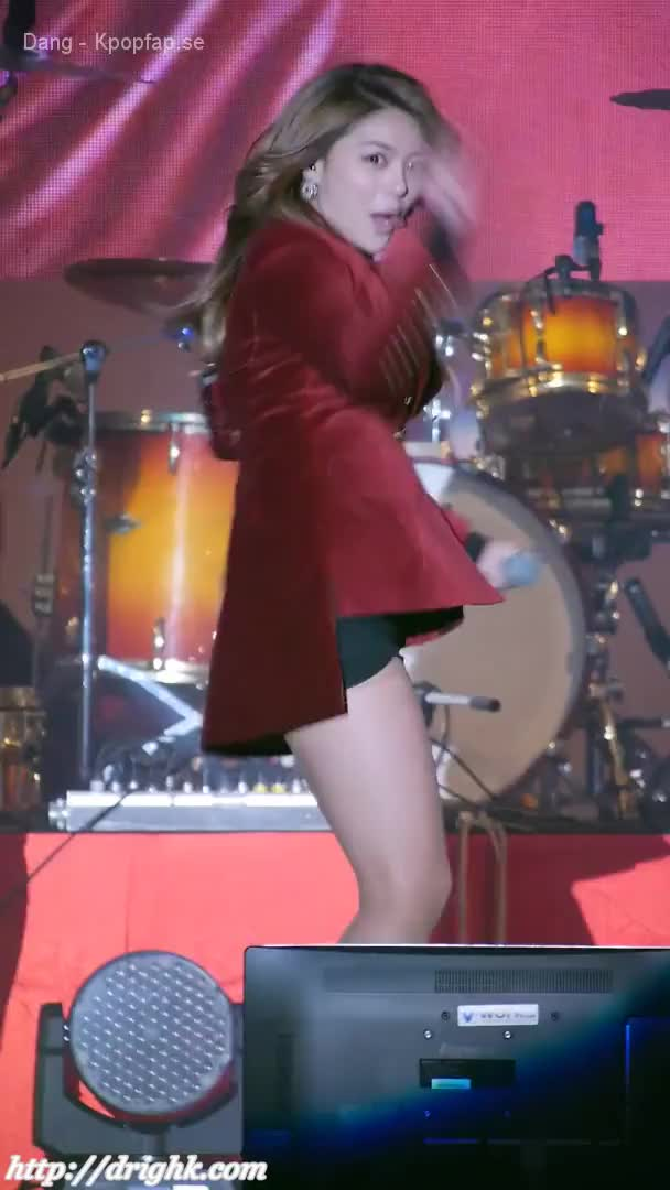 Watch and share Dang - Ailee GIFs by Dang_itt on Gfycat