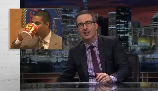 Net Neutrality II: Last Week Tonight with John Oliver (HBO) GIFs