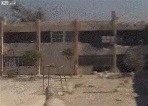 Watch and share Syrian Tank Vs. RPG Duel ▶ Videos GIFs on Gfycat