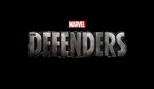 defenders, marvel, Marvel's The Defenders | Official Trailer 2 [HD] | Netflix GIFs