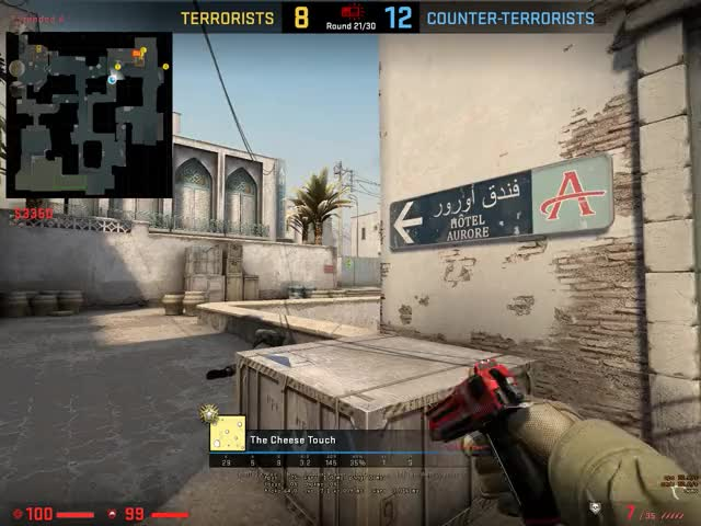 Watch and share Sick 1v4 Ace GIFs on Gfycat