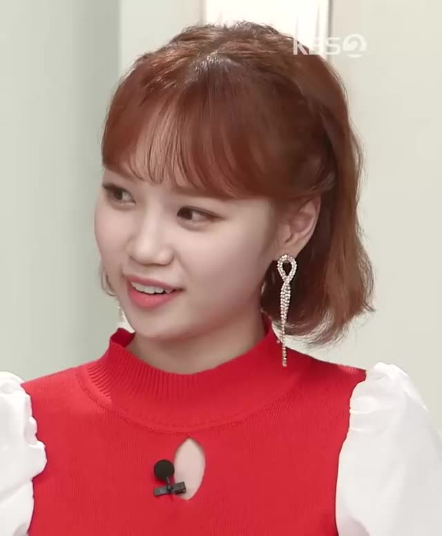 Watch and share Immortal Songs GIFs and Kim Chaewon GIFs by coisher on Gfycat