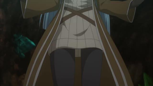 Watch and share [HorribleSubs] Itai No Wa Iya Nano De Bougyoryoku Ni Kyokufuri Shitai To Omoimasu - 09 [720p] -- Pot-000458 GIFs by ScissorMeTimbers on Gfycat