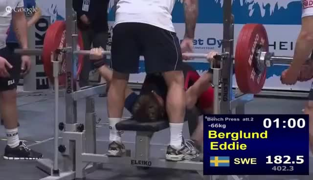 Watch ALL CURRENT IPF CLASSIC WORLD RECORDS single lift (Male Open) [31/01/2016] GIF on Gfycat. Discover more related GIFs on Gfycat