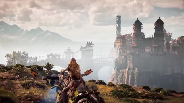 Watch and share Horizon Zero Dawn GIFs and Sony Playstation GIFs by ottoDVD on Gfycat