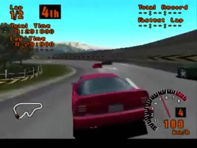 Watch and share Gran Turismo 1 Gameplay Video For Sony Playstation (PS1 /  PSX) GIFs on Gfycat