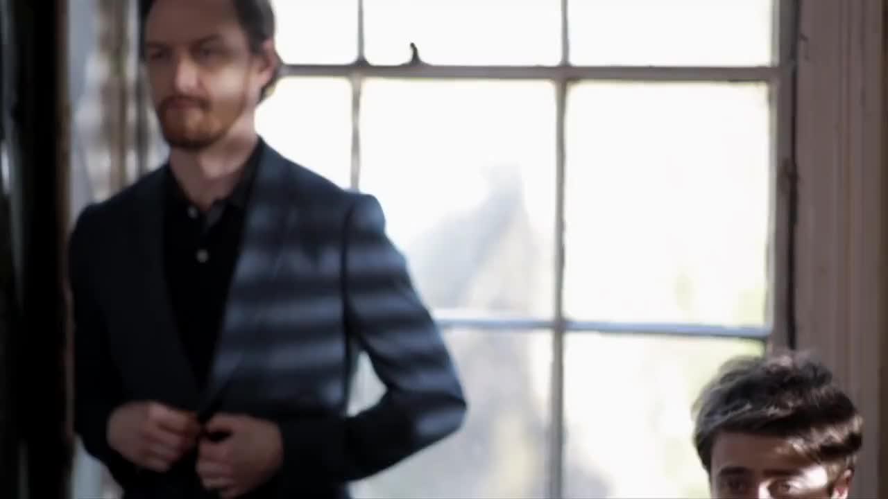 celebrities, celebrity, celebs, james mcavoy, Victor Frankenstein | James McAvoy Q&A | Official HD Featurette 2015 GIFs