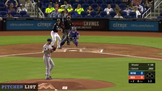 Watch 2nd Dietrich SL GIF on Gfycat. Discover more Miami Marlins, New York Mets, baseball GIFs on Gfycat