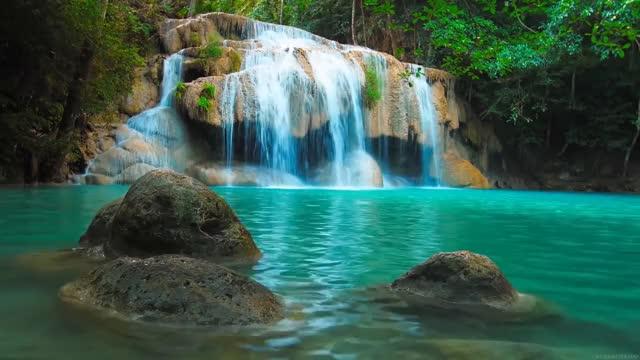 Watch waterfall GIF on Gfycat. Discover more wasserfall GIFs on Gfycat