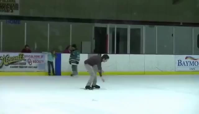 Watch Ice skating fail GIF on Gfycat. Discover more fail GIFs on Gfycat