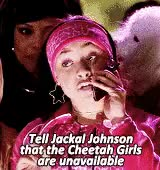 Watch and share Cheetah Girls GIFs and Raven Symone GIFs on Gfycat